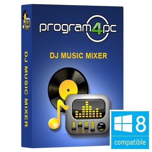 DJ Music Mixer 5.1 - 2013 by Program4Pc Inc.   http://amzn.com/B00FRWL8UC