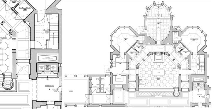 Saint Patrick's Cathedral « McCrery Architects