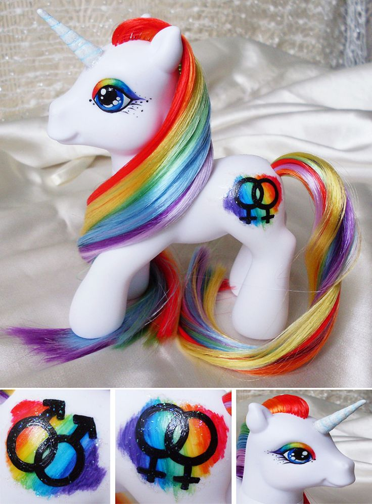 Pride Pony by ~MLPMeadows on deviantART http://whytaboo.com.au/ . . . . where nothing is taboo