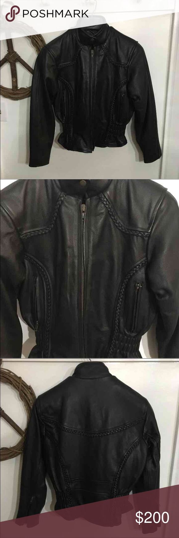 Diavolo leather motorcycle gloves - Leather Motorcycle Jacket Nwt