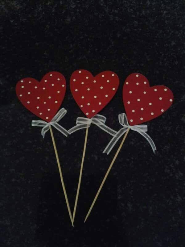Heartx on a stick