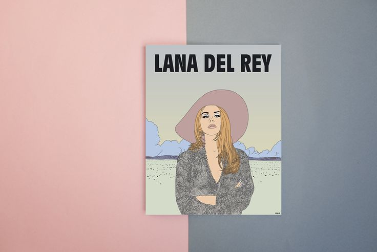 Lana Del Rey. vote -  thanks.