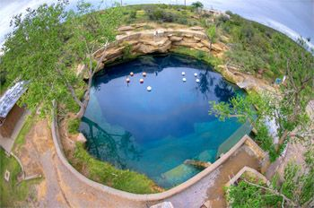Santa Rosa Blue Hole Expedition