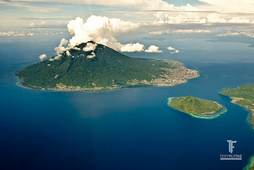 Ternate, North Molucas, Indonesia