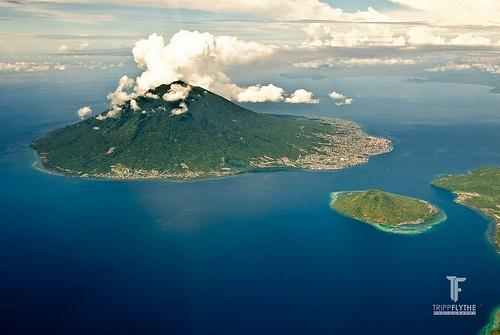 Ternate, North Molucas, Indonesia
