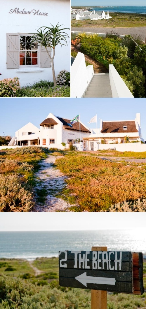 Abalone House, paternoster
