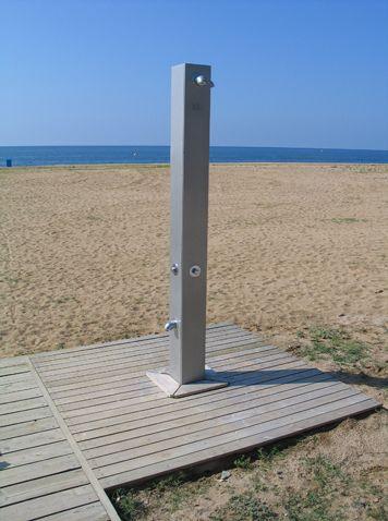 Doccia spiaggia aTlas
