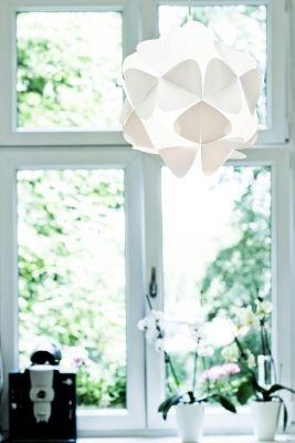 Lampa Orbital - Biała // Kafti