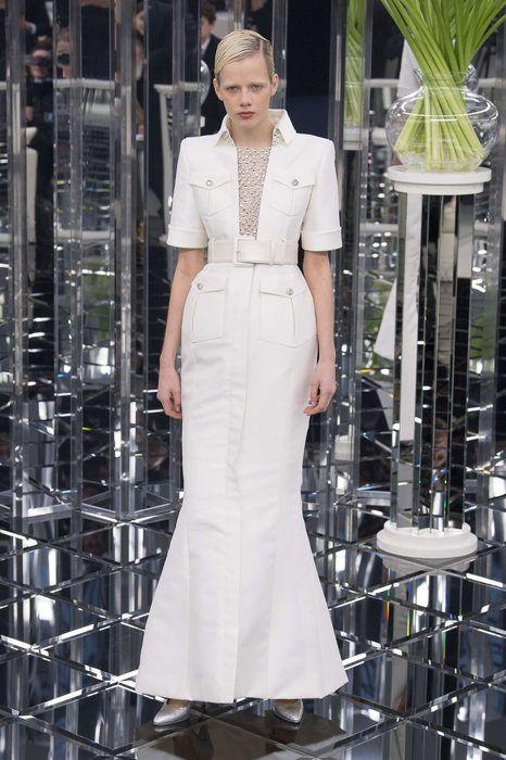 Chanel, Primavera/ Verão 2017, Paris, Haute Couture