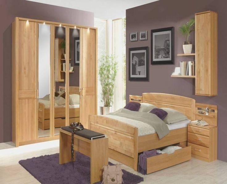 Schlafzimmermöbel Erle Massiv (mit Bildern)   Haus deko ...