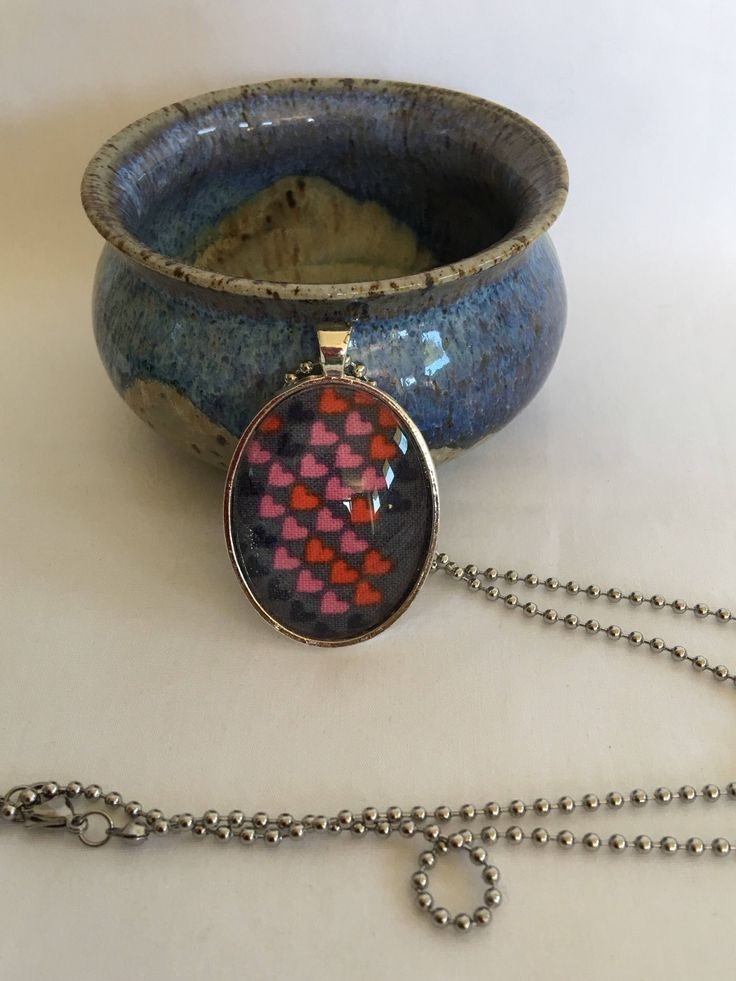 Bezel Set Fabric Necklace | Cotton and Steel Fabric | Quilters Necklace | Quilt Fabric Necklace | Gift for Quilter | Quilters Jewellery by QuiltAroundTheClock on Etsy https://www.etsy.com/au/listing/583931305/bezel-set-fabric-necklace-cotton-and