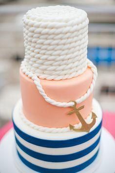 Bizcochos para una Boda en la Playa. El Bizcocho para tu Boda en la playa debe llevar el mismo tema y colores de la boda. Estrellas de Mar,