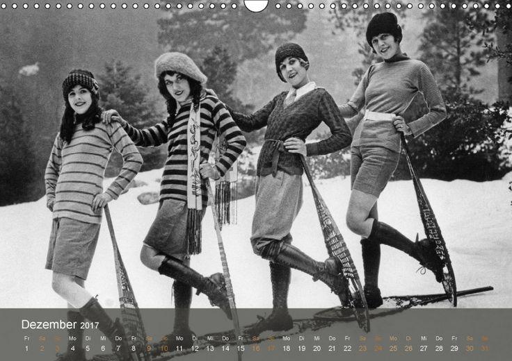 Frauen in den 20er Jahren - CALVENDO. Sportmode für Frauen bis 1945. Weitere Informationen: http://timelineimages.sueddeutsche.de/?40460356711768070530&MEDIANUMBER=00205197&MEDIAITEMS=98ad6ff34935309a76e9b5d639434a8d7a5627a2&OMG=e4453a4dd96e&PAGING_SCOPE_4=48&MEDIAGROUP_SCOPE=1 #Frauen #woman #women #historisch #historical #1920er #20er #Zwanzigerjahre #schwarzweiß #Wintermode #Damenmode #Mütze #Schneeschuhe #Wintersport #Schnee #Pose #posieren #Modefotografie