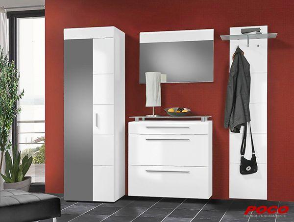 Die besten 25 garderobenpaneel mit spiegel ideen auf for Garderobenschrank wand