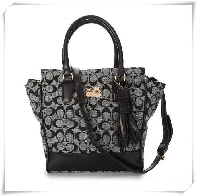 ... Coach Purses Cheap And Best Coach Legacy Tanner In Signature Small Grey  Crossbody Bags ... 5aeb259c9b