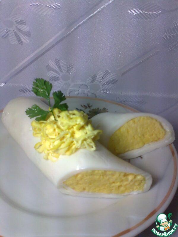 Омлет от Кристиана Констана ингредиенты