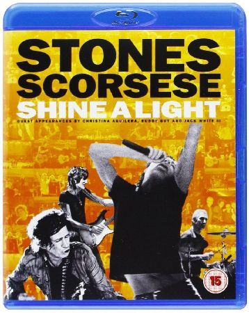 Shine a Light (Blu-ray) (2009) Director Martin Scorsese captures the legendary rock and roll band in concert during their A Bigger Bang tour in 2006. Filmed over two nights at New Yorks Beacon Theater the concert features guest app http://www.MightGet.com/january-2017-12/shine-a-light-blu-ray--2009-.asp