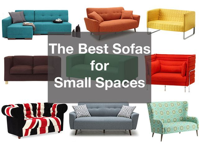 17 Best Ideas About Sofas For Small Spaces On Pinterest