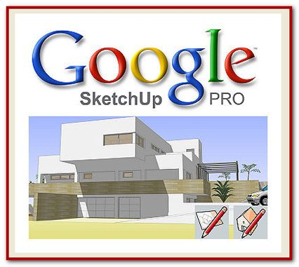 Google Sketchup Pro 8 Portable Software Free Download #google #sketchup #software