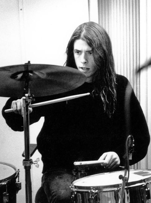 Dave Grohl Creating The First #Foofighters album all by him self on a 24 track recorder
