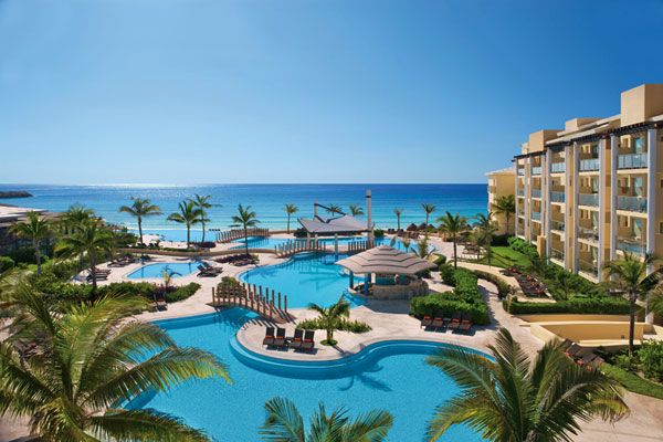 Now Jade Riviera Cancun All Suites Resort - All Inclusive in Mexico Mexico