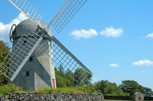 Windmill ~ Jamestown RI