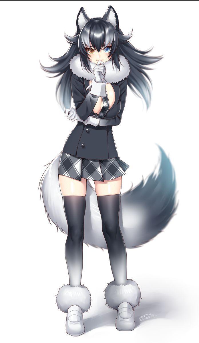 Wolf Girl & Black Prince : black, prince, Secret, Changed, (Creepypasta, Shapeshifter), Hold>, Anime, Girl,