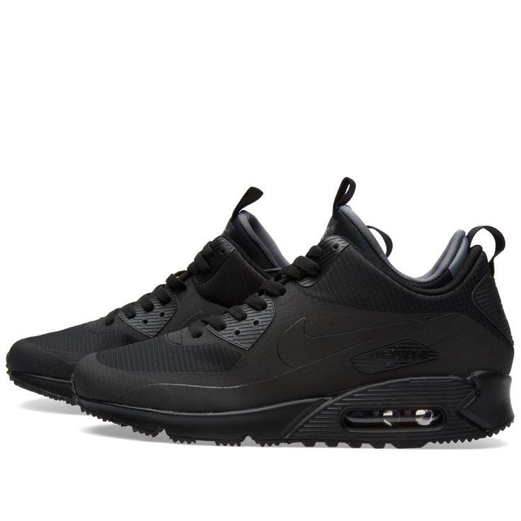 Nike Air Max 90 Mid Winter (Black)