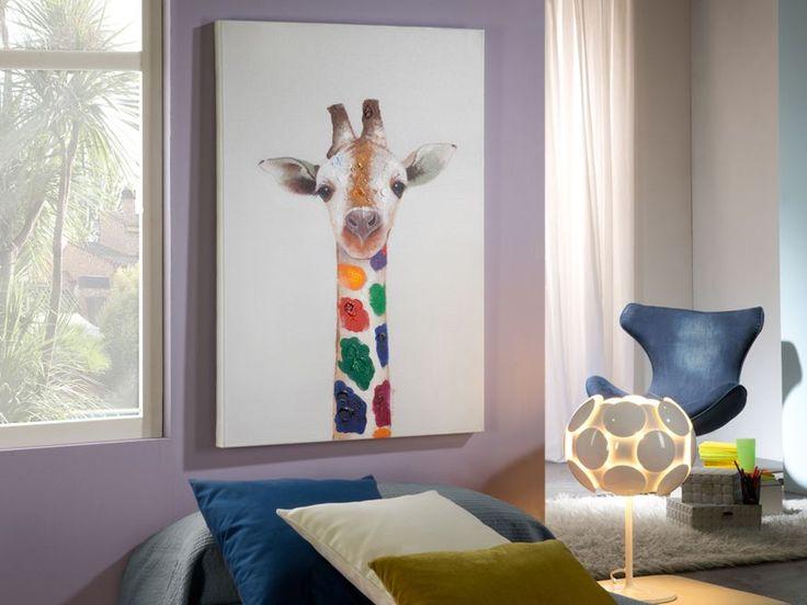 Cuadros acrilicos JIRAFA. Decoracion Beltran, tu tienda en internet de cuadros decorativos.