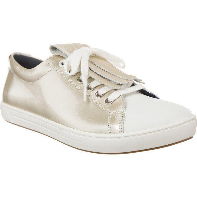 Birkenstock Arran 1007039 Biale Mules Shoes Clogs Birkenstock Shoes Shoes