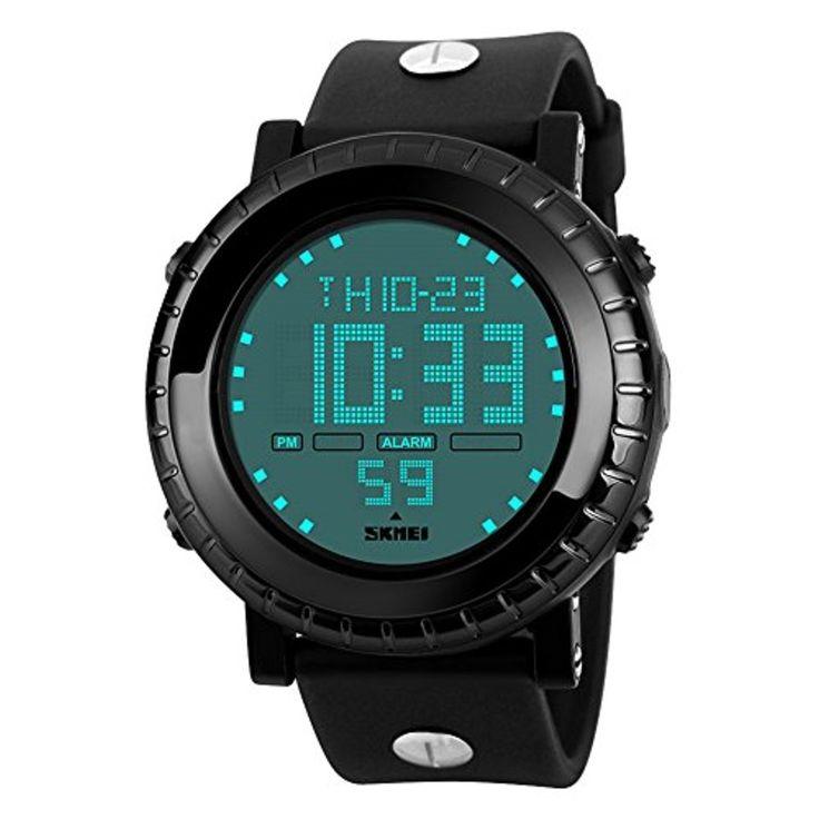ALPS Multifonctionnel G Shock Montre Digitale Etanche Sport Homme 2017 #2017, #Montresbracelet http://montre-luxe-homme.fr/alps-multifonctionnel-g-shock-montre-digitale-etanche-sport-homme-2017/