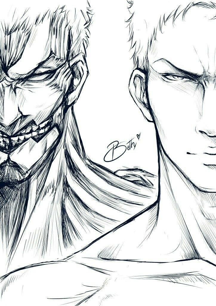 Reiner | Shingeki no Kyojin |  Attack on titan | SNK | Marley