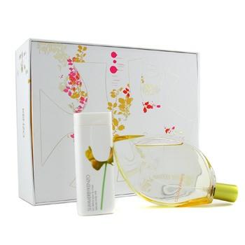 Kenzo Summer Coffret Eau De Parfum Spray 50ml Body Milk