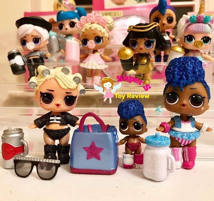 518 best lol dolls images on Pinterest