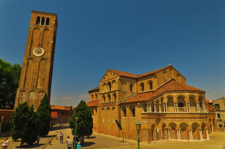 Isola di Murano Cattedrale di Santa Maria e San Donato