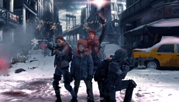 The Division Live-Action Trailer Recently Released