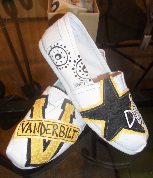 Vanderbilt Toms where have you been all my life?