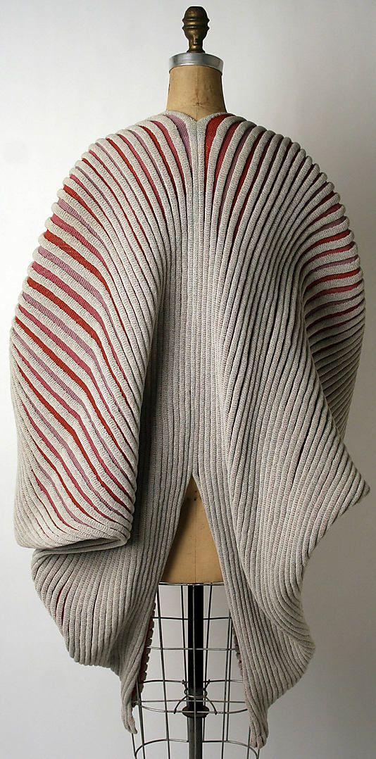 Issey Miyake | Seashell Coat