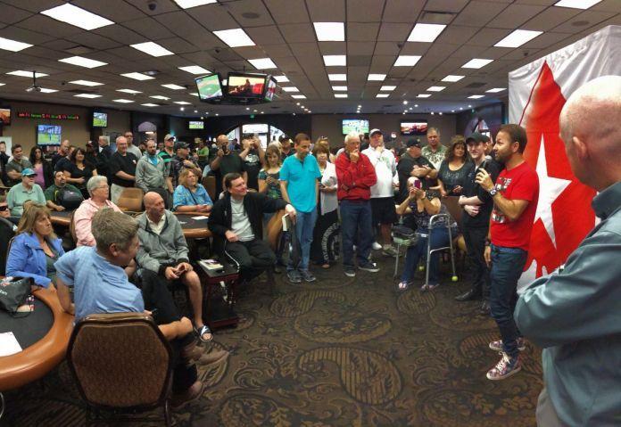 PokerStars Pro Tour завершился.  Путешествие членов Team PokerStars по игорным заведениям Калифорнии с целью просветить жителей штата в вопросах покера и добиться их поддержки в легализации интернет-версии игры в штате завершилось и имело грандиозный успех.
