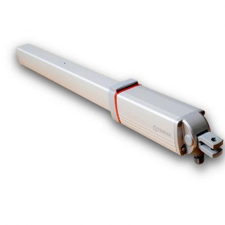 El accionador hidráulico Erreka Vulcan D está recomendado para puertas batientes o abatibles de uso residencial, con un peso ligero y una longitud que no supere los 2,5 metros de hoja. 230 V / 50 Hz. https://portelahermanos.com/motores-puertas-abatibles-erreka/3281-motor-erreka-vulcan-d-para-puertas-batientes-hasta-25-metros.html