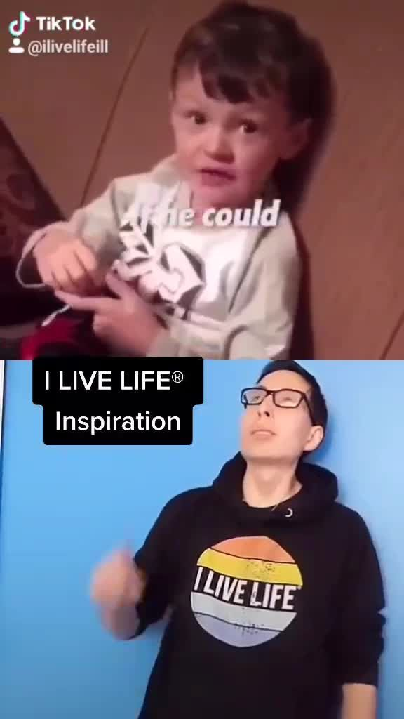 Pin By I Live Life Lifestyle Brand On Tiktok Videos That Will Make Your Day Better Inspirational Words Live Life Life