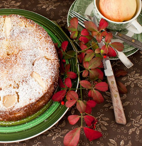 Apple_Torte_Cranberries_2