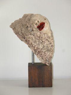 Kunstenaar Jacqueline Louz