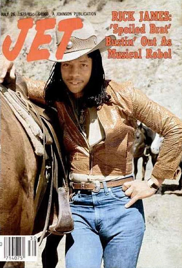 Jet magazine, July 26, 1979 — Rick James