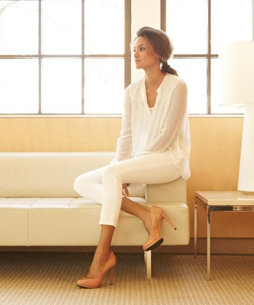 white on white: Fashion Passion, All White, Clean Style, Classy White, Summer Nude Fashion, Neutral Spring Summer Outfits, Style Influenc, Easy Chic, Street Chic