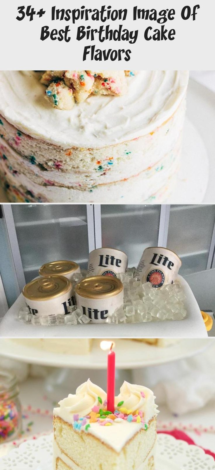 34+ Inspiration Image Of Best Birthday Cake Flavors, 2020