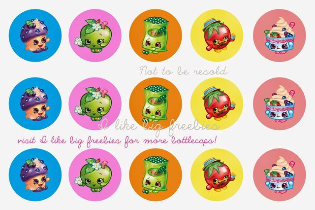 43 best Shopkins images on Pinterest