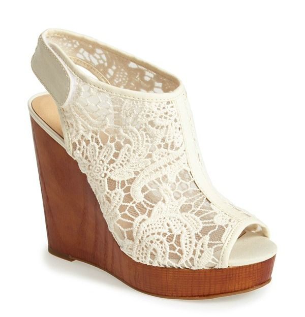 17 best images about beautiful wedge shoes on