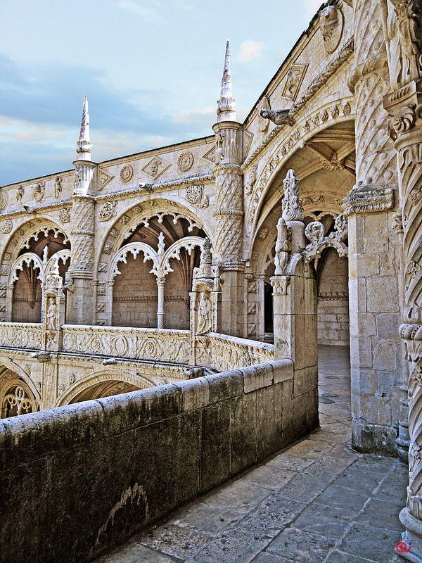 Monasterio de los Jerónimos. Lisboa