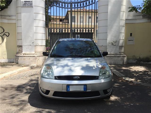 Ford Fiesta *1.4 TDCi*NEOPATENTATO*CLIMA*GARANZIA - 0